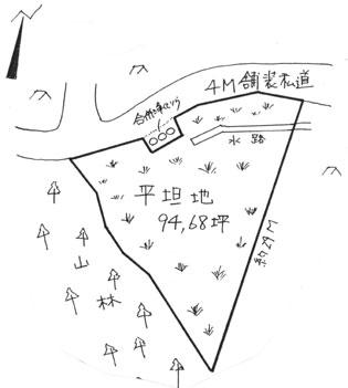 NO3251 静岡県浜松市天竜区春野町豊岡 売地