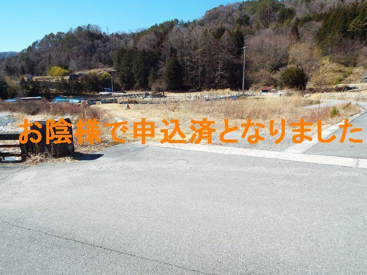 NO3658 長野県下伊那郡平谷村 売地