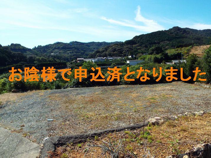 NO3668 静岡県浜松市北区三ヶ日町上尾奈 売地