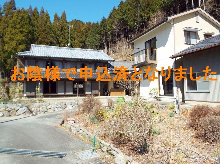 NO3676 静岡県浜松市天竜区神沢 売家