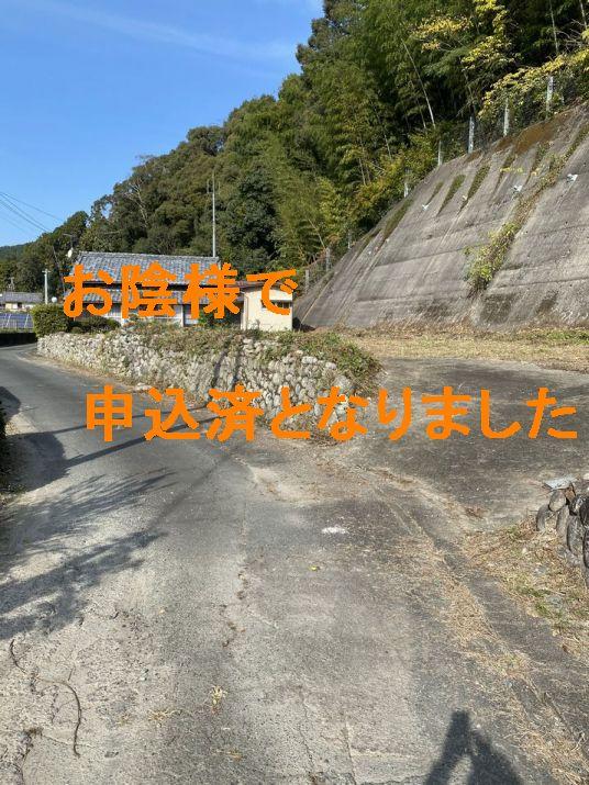 NO3684 静岡県浜松市天竜区二俣町大園 売地