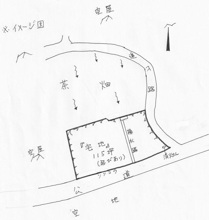NO3687 静岡県浜松市天竜区春野町堀之内 売地
