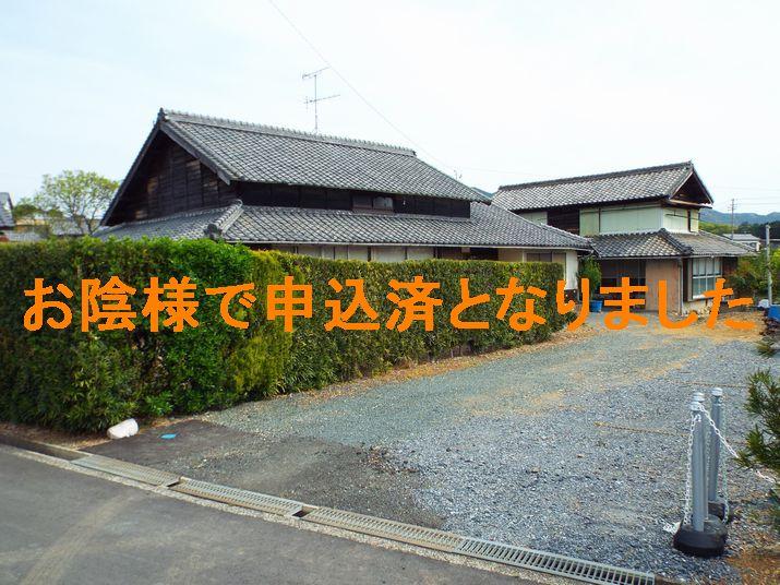 NO3690 静岡県浜松市北区引佐町井伊谷 売家