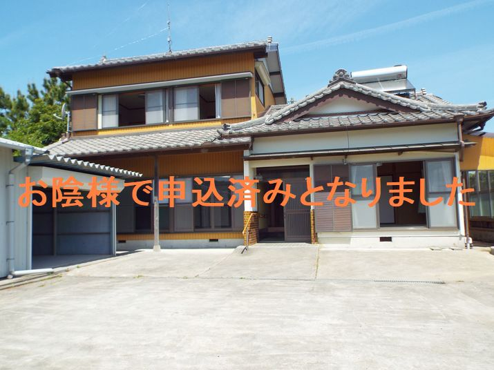 NO3692袋井市山田売家